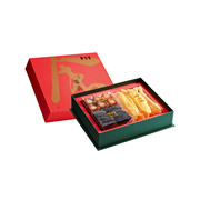 Gift Box of Dried Abalone with Sea Cucumber and Fish Mall Rolls